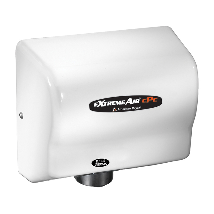 Extreme Air by American Dryer - Using Hand dryer technology