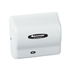 American Dryer AD90-M Advantage Automatic Hand Dryer - White Steel Cover