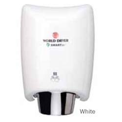 World Dryer  SMARTdri Hand Dryer - Model K-974 K-971 K-970 K-162 smartdri hand dryer